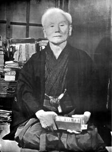 Gichin Funakoshi - Fondateur du Karate Shotokan
