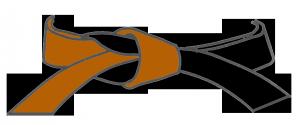 ceint-marron-noir